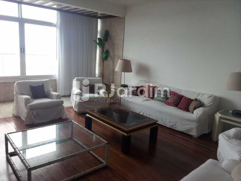 Sala - Apartamento PARA ALUGAR, Ipanema, Rio de Janeiro, RJ - LAAP40692 - 3