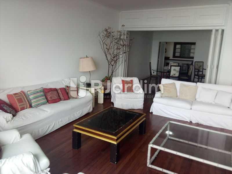 Sala - Apartamento PARA ALUGAR, Ipanema, Rio de Janeiro, RJ - LAAP40692 - 4