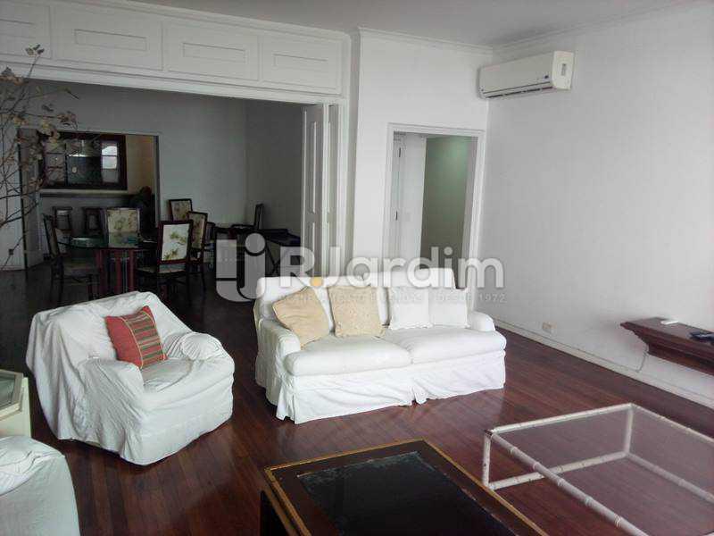 Sala - Apartamento PARA ALUGAR, Ipanema, Rio de Janeiro, RJ - LAAP40692 - 5