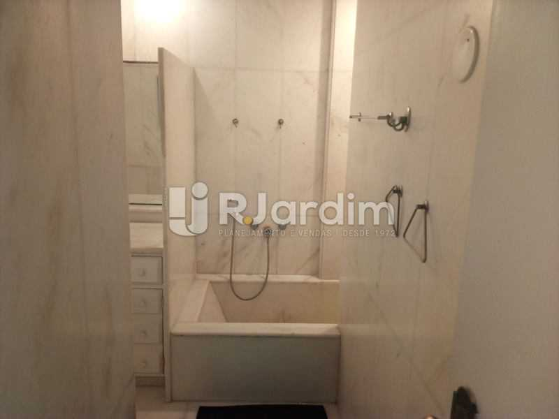 Banheiro Suíte - Apartamento PARA ALUGAR, Ipanema, Rio de Janeiro, RJ - LAAP40692 - 19