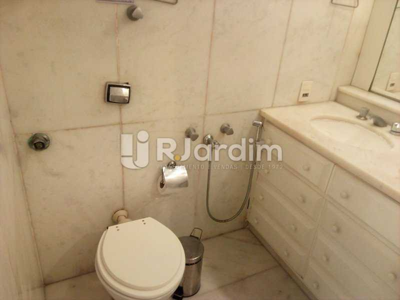 Banheiro Suíte - Apartamento PARA ALUGAR, Ipanema, Rio de Janeiro, RJ - LAAP40692 - 20