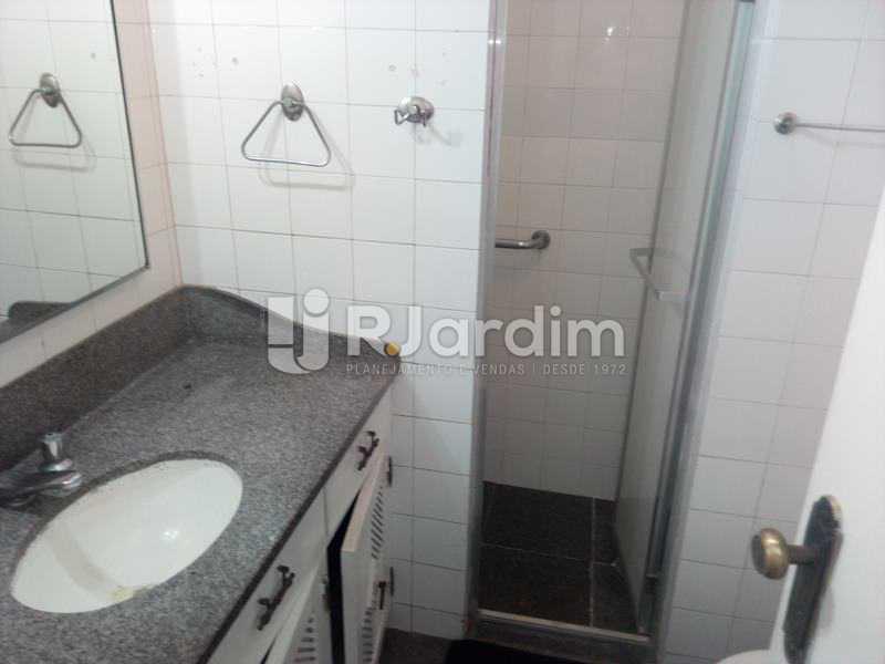 Banheiro Social - Apartamento PARA ALUGAR, Ipanema, Rio de Janeiro, RJ - LAAP40692 - 21