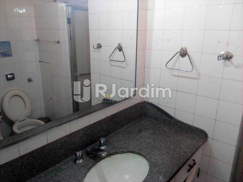 Banheiro Social - Apartamento PARA ALUGAR, Ipanema, Rio de Janeiro, RJ - LAAP40692 - 23
