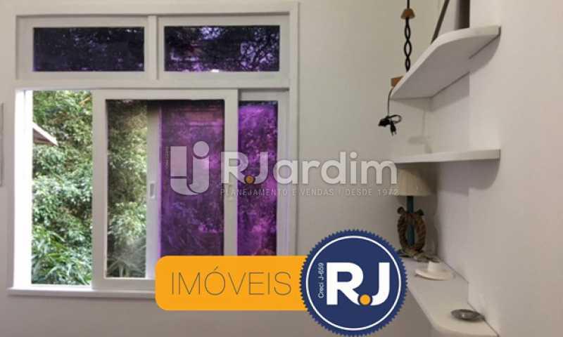 quarto 1 - Apartamento À VENDA, Copacabana, Rio de Janeiro, RJ - LAAP21267 - 14