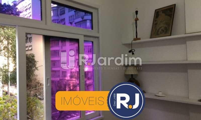 quarto1 - Apartamento À VENDA, Copacabana, Rio de Janeiro, RJ - LAAP21267 - 13