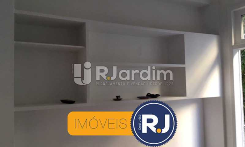 armário do quarto 2 - Apartamento À VENDA, Copacabana, Rio de Janeiro, RJ - LAAP21267 - 18