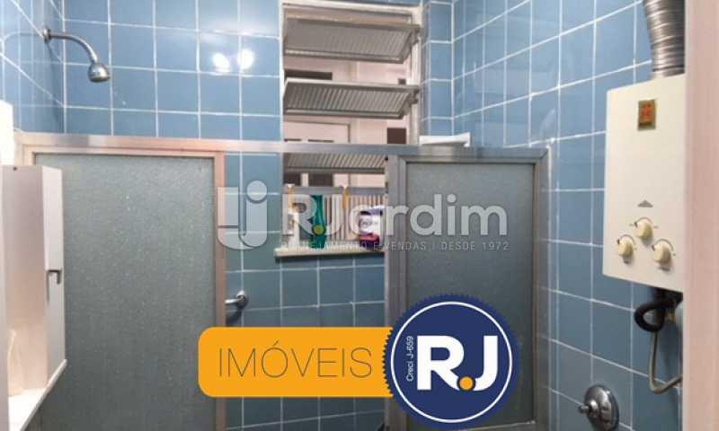 banheiro social - Apartamento À VENDA, Copacabana, Rio de Janeiro, RJ - LAAP21267 - 19