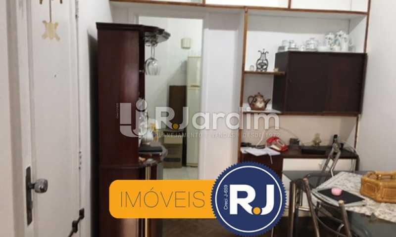 sala - Apartamento À VENDA, Copacabana, Rio de Janeiro, RJ - LAAP21267 - 5