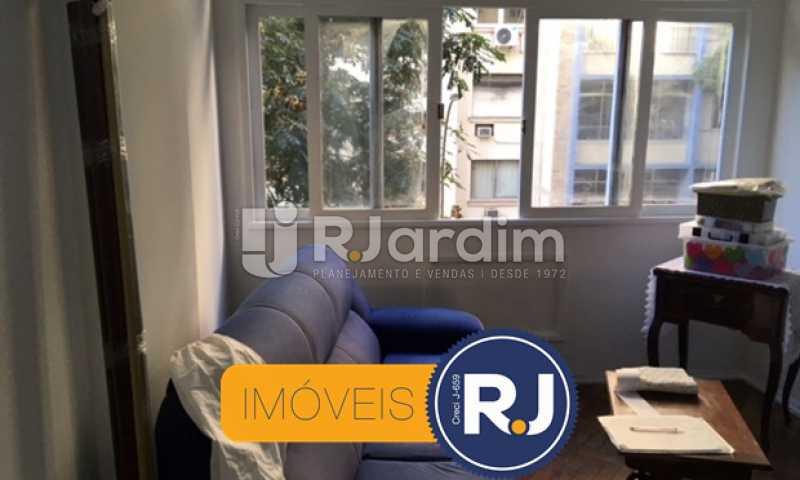 sala de estar - Apartamento À VENDA, Copacabana, Rio de Janeiro, RJ - LAAP21267 - 8