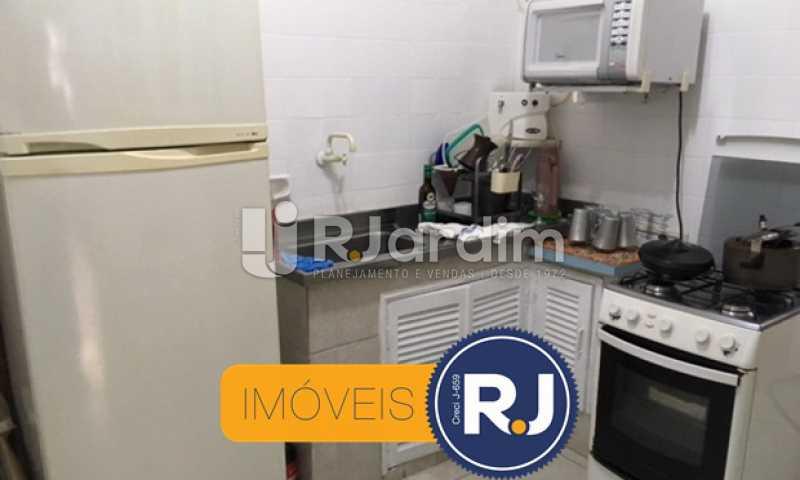 cozinha - Apartamento À VENDA, Copacabana, Rio de Janeiro, RJ - LAAP21267 - 20