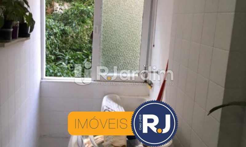 dependencia - Apartamento À VENDA, Copacabana, Rio de Janeiro, RJ - LAAP21267 - 24