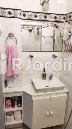 Banheiro social - Compra Venda Avaliação Imóveis Apartamento Ipanema 3 Quartos - LAAP31788 - 8
