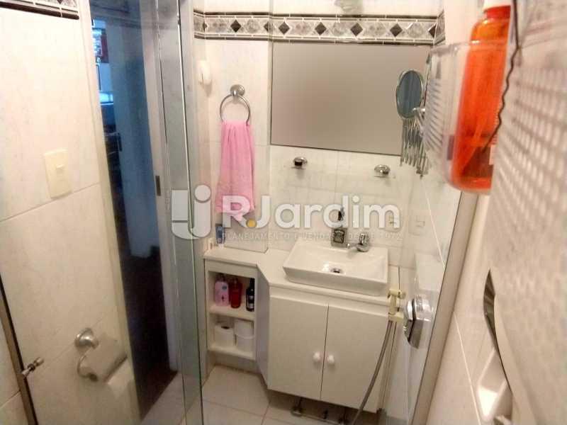 Banheiro social - Compra Venda Avaliação Imóveis Apartamento Ipanema 3 Quartos - LAAP31788 - 10