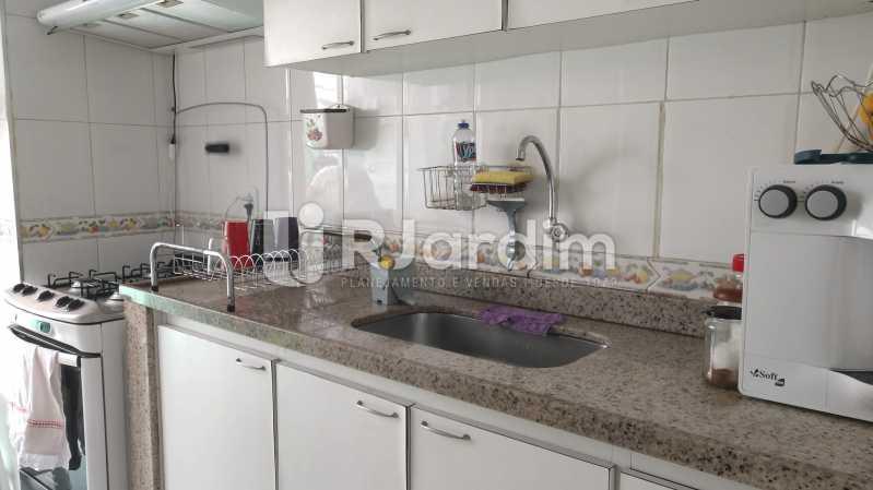Cozinha - Compra Venda Avaliação Imóveis Apartamento Ipanema 3 Quartos - LAAP31788 - 15
