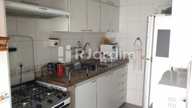 Cozinha - Compra Venda Avaliação Imóveis Apartamento Ipanema 3 Quartos - LAAP31788 - 16