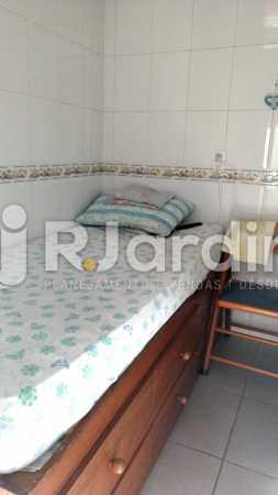 Quarto de serviço - Compra Venda Avaliação Imóveis Apartamento Ipanema 3 Quartos - LAAP31788 - 18