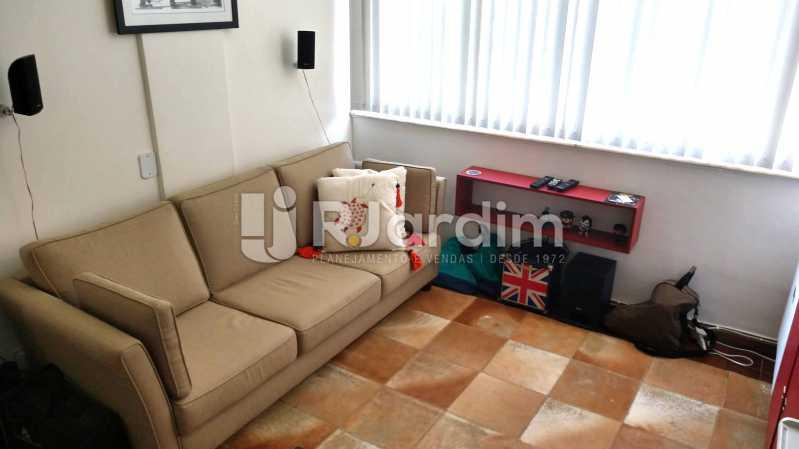 Quarto - Compra Venda Avaliação Imóveis Apartamento Ipanema 3 Quartos - LAAP31788 - 4