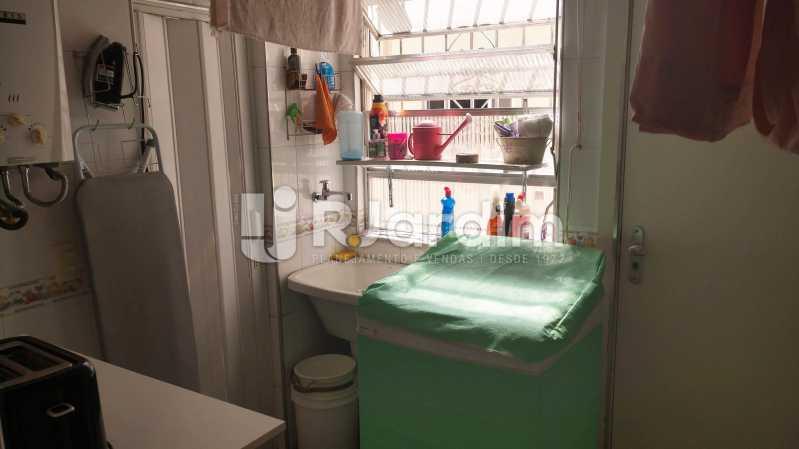 Área de serviço - Compra Venda Avaliação Imóveis Apartamento Ipanema 3 Quartos - LAAP31788 - 17
