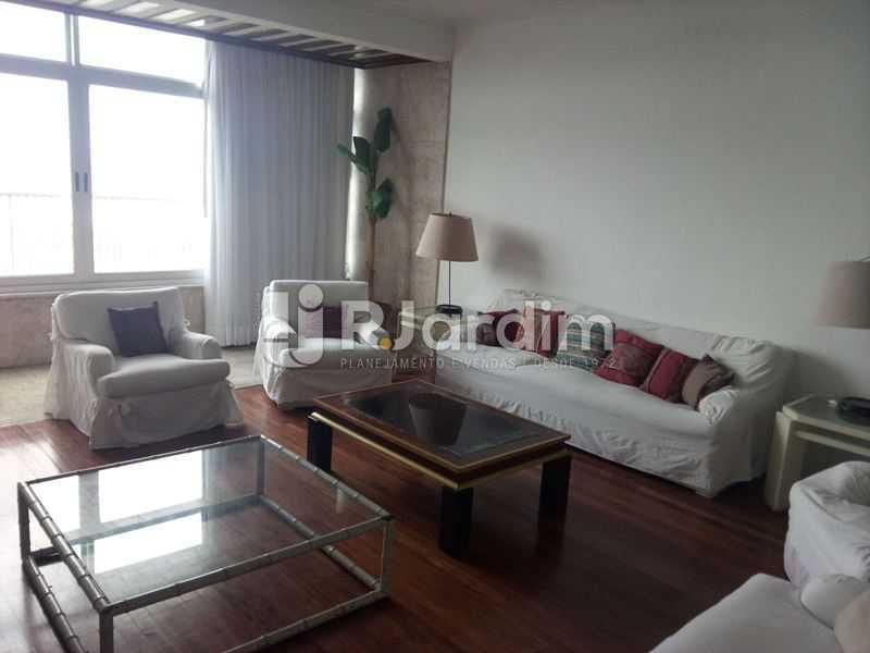 Sala - Apartamento À VENDA, Ipanema, Rio de Janeiro, RJ - LAAP40693 - 3