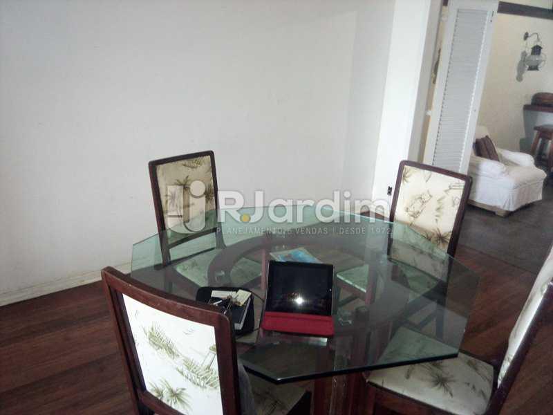 Sala de Jantar - Apartamento À VENDA, Ipanema, Rio de Janeiro, RJ - LAAP40693 - 6