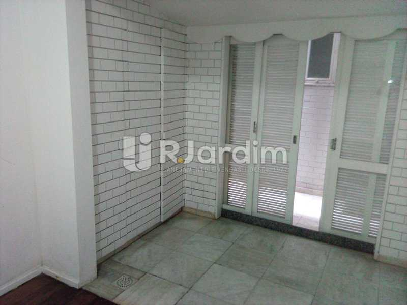 Closet do Quarto 1 - Apartamento À VENDA, Ipanema, Rio de Janeiro, RJ - LAAP40693 - 13