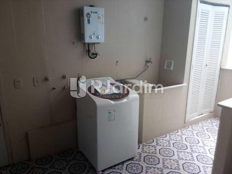 Área - Apartamento À VENDA, Ipanema, Rio de Janeiro, RJ - LAAP40693 - 27