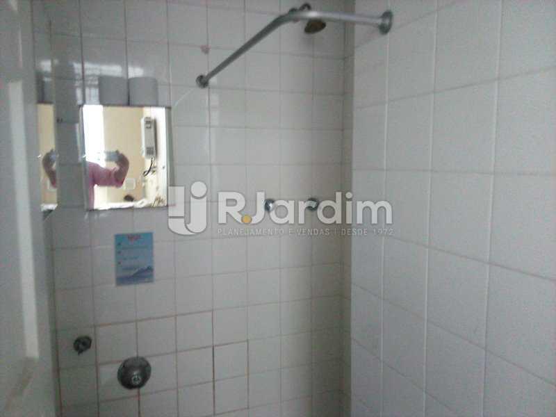 Banheiro de serviço - Apartamento À VENDA, Ipanema, Rio de Janeiro, RJ - LAAP40693 - 30