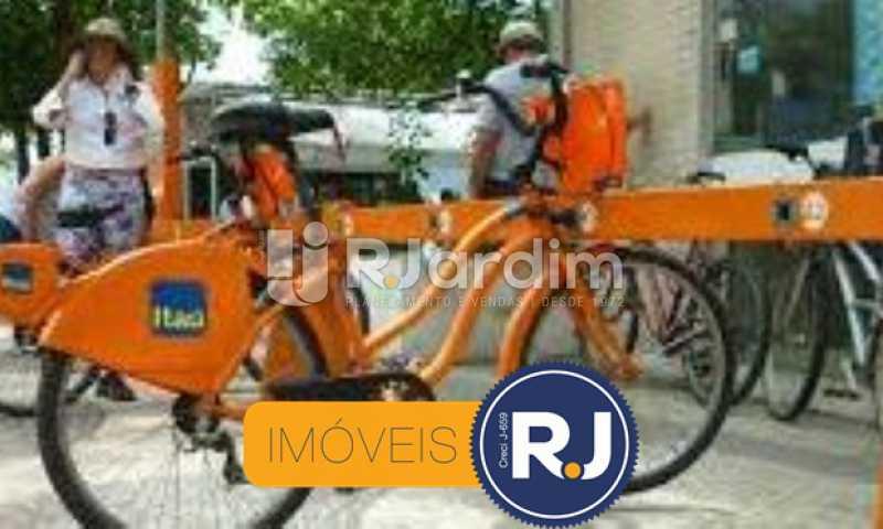 Bicicletas Leblon - Kitnet/Conjugado À VENDA, Leblon, Rio de Janeiro, RJ - LAKI10026 - 5