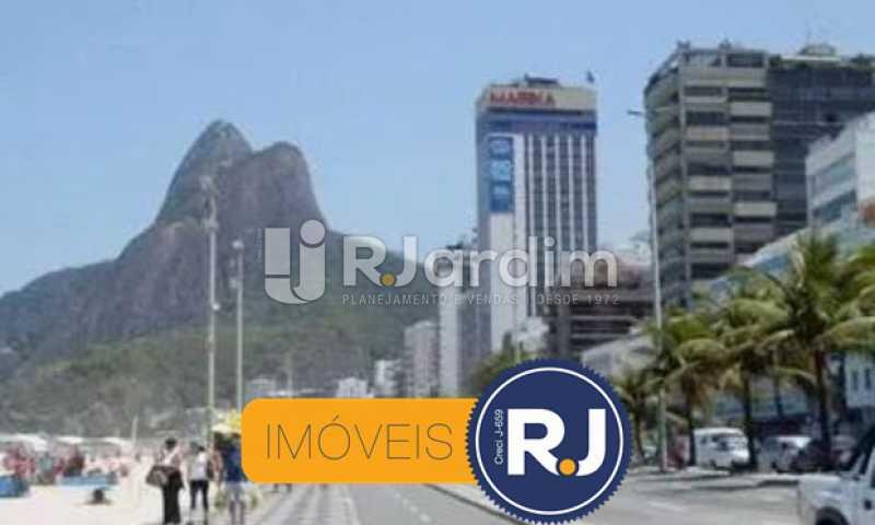 Praia - Kitnet/Conjugado À VENDA, Leblon, Rio de Janeiro, RJ - LAKI10026 - 14