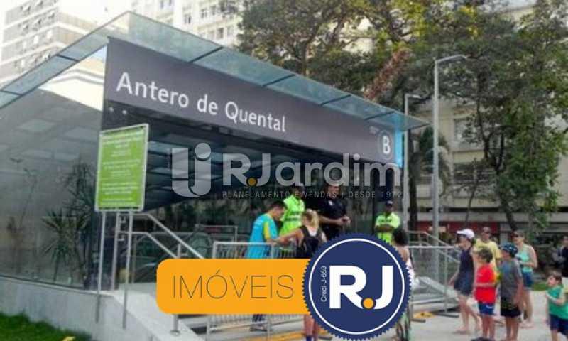 metrô leblon Medium - Kitnet/Conjugado À VENDA, Leblon, Rio de Janeiro, RJ - LAKI10026 - 20