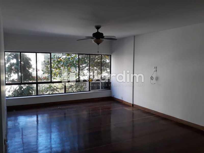 Sala - Apartamento PARA ALUGAR, Copacabana, Rio de Janeiro, RJ - LAAP40697 - 1