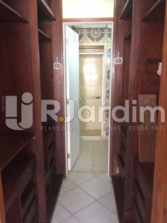 Closet suíte - Apartamento PARA ALUGAR, Copacabana, Rio de Janeiro, RJ - LAAP40697 - 12