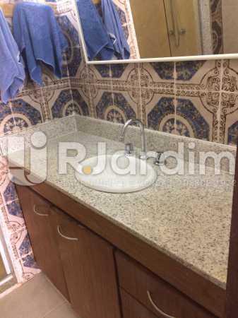 Banheiro Suíte - Apartamento PARA ALUGAR, Copacabana, Rio de Janeiro, RJ - LAAP40697 - 13