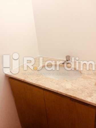 Lavabo - Apartamento PARA ALUGAR, Copacabana, Rio de Janeiro, RJ - LAAP40697 - 6