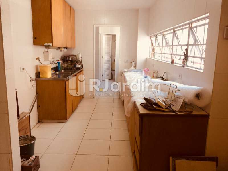 Copa-cozinha - Apartamento PARA ALUGAR, Copacabana, Rio de Janeiro, RJ - LAAP40697 - 22