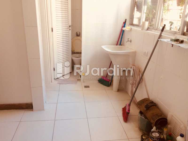 Área de serviço - Apartamento PARA ALUGAR, Copacabana, Rio de Janeiro, RJ - LAAP40697 - 26