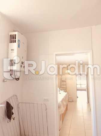 Área de serviço - Apartamento PARA ALUGAR, Copacabana, Rio de Janeiro, RJ - LAAP40697 - 27