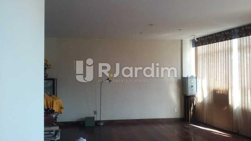 Sala  - Apartamento Lagoa 3 Quartos Compra Venda Avaliação Imóveis - LAAP31807 - 6