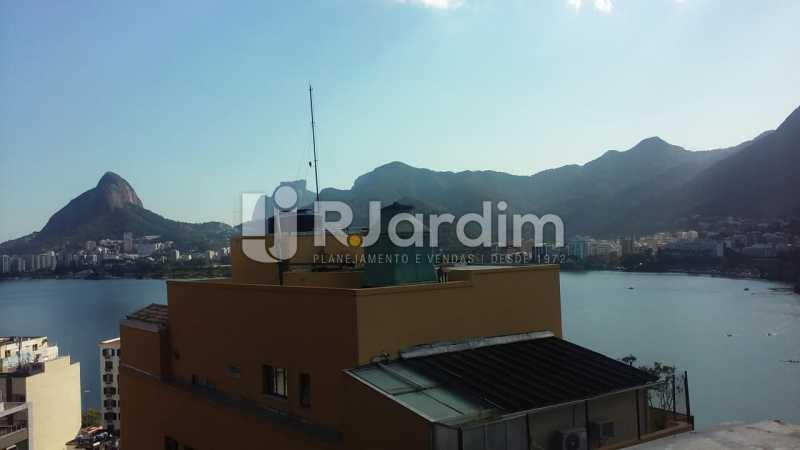Vista - Apartamento Lagoa 3 Quartos Compra Venda Avaliação Imóveis - LAAP31807 - 3