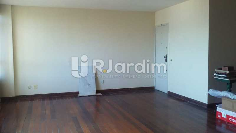 Sala - Apartamento Lagoa 3 Quartos Compra Venda Avaliação Imóveis - LAAP31807 - 5
