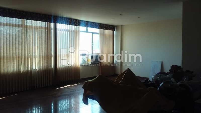 Sala - Apartamento Lagoa 3 Quartos Compra Venda Avaliação Imóveis - LAAP31807 - 1