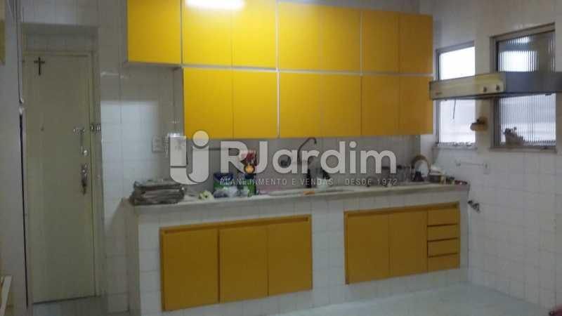 Cozinha  - Apartamento Lagoa 3 Quartos Compra Venda Avaliação Imóveis - LAAP31807 - 24