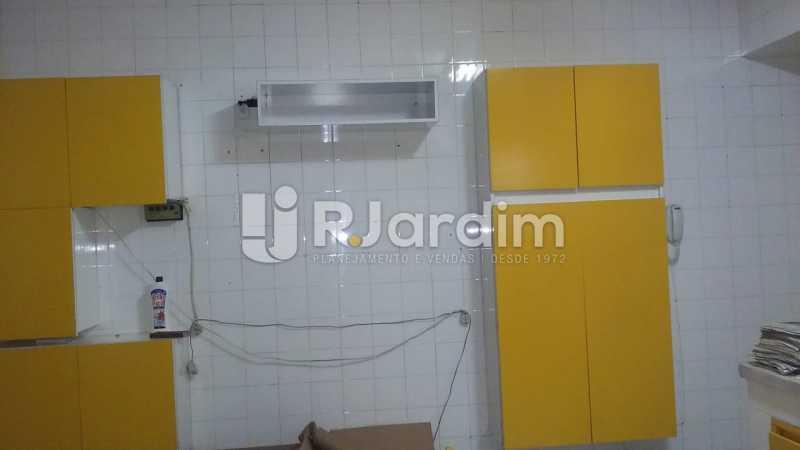 cozinha  - Apartamento Lagoa 3 Quartos Compra Venda Avaliação Imóveis - LAAP31807 - 23