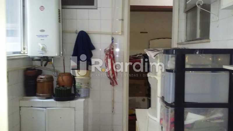 Área  - Apartamento Lagoa 3 Quartos Compra Venda Avaliação Imóveis - LAAP31807 - 25