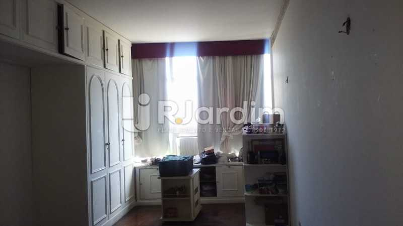 1o quarto suíte  - Apartamento Lagoa 3 Quartos Compra Venda Avaliação Imóveis - LAAP31807 - 13