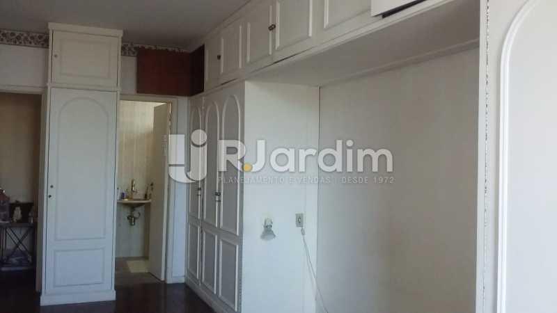 1o quarto suíte - Apartamento Lagoa 3 Quartos Compra Venda Avaliação Imóveis - LAAP31807 - 11
