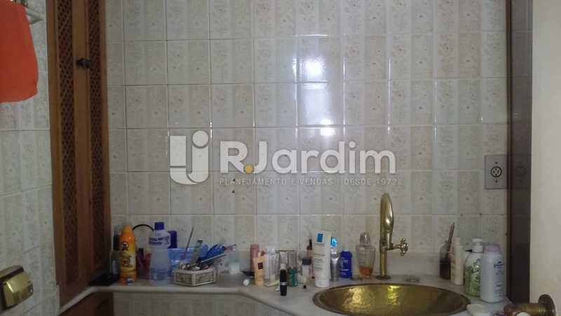 Banheiro suíte  - Apartamento Lagoa 3 Quartos Compra Venda Avaliação Imóveis - LAAP31807 - 12
