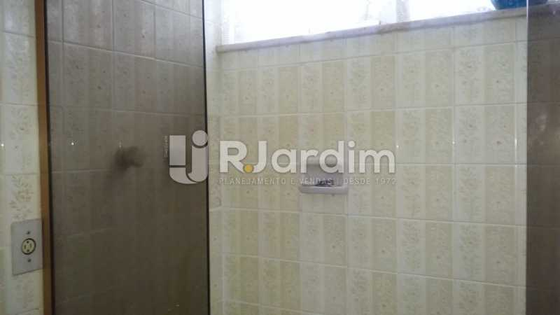 Banheiro suíte  - Apartamento Lagoa 3 Quartos Compra Venda Avaliação Imóveis - LAAP31807 - 14