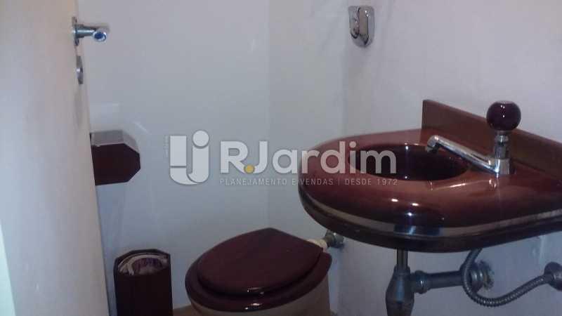 Lavabo - Apartamento Lagoa 3 Quartos Compra Venda Avaliação Imóveis - LAAP31807 - 8