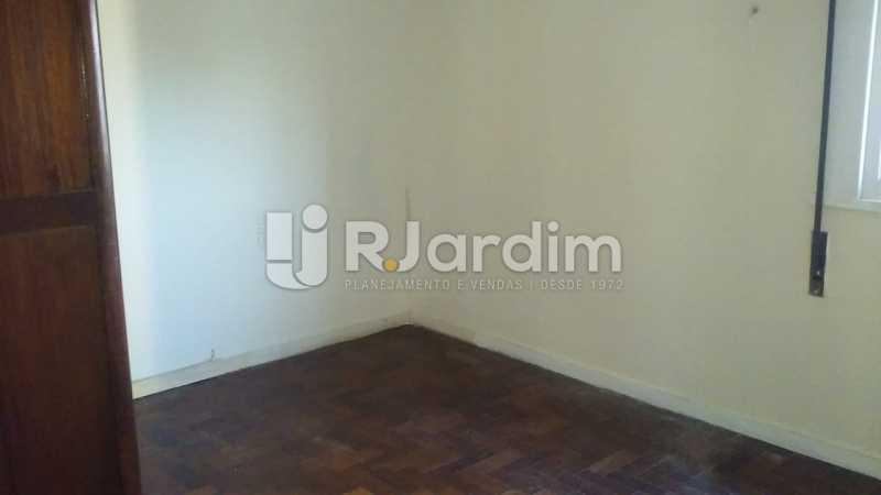 2o quarto  - Apartamento Lagoa 3 Quartos Compra Venda Avaliação Imóveis - LAAP31807 - 15